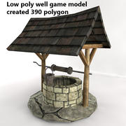 water well 3d model