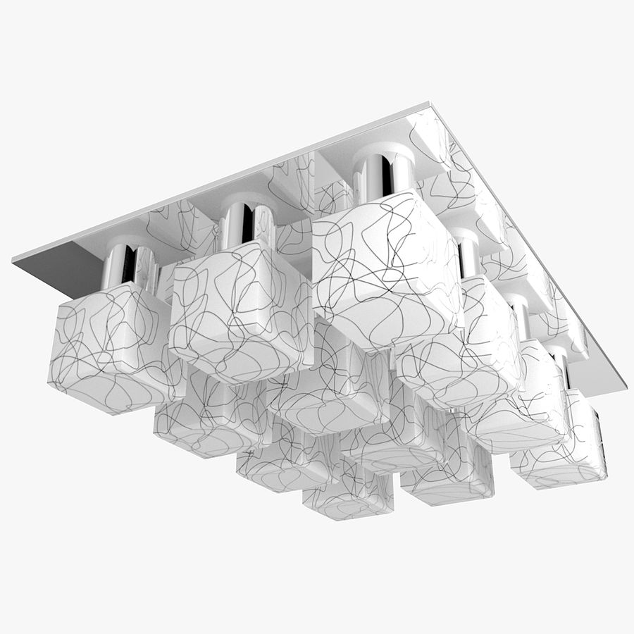 Architectural Light 35 (Lamp) royalty-free 3d model - Preview no. 1