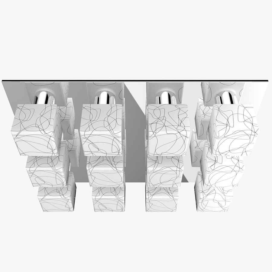 Architectural Light 35 (Lamp) royalty-free 3d model - Preview no. 2