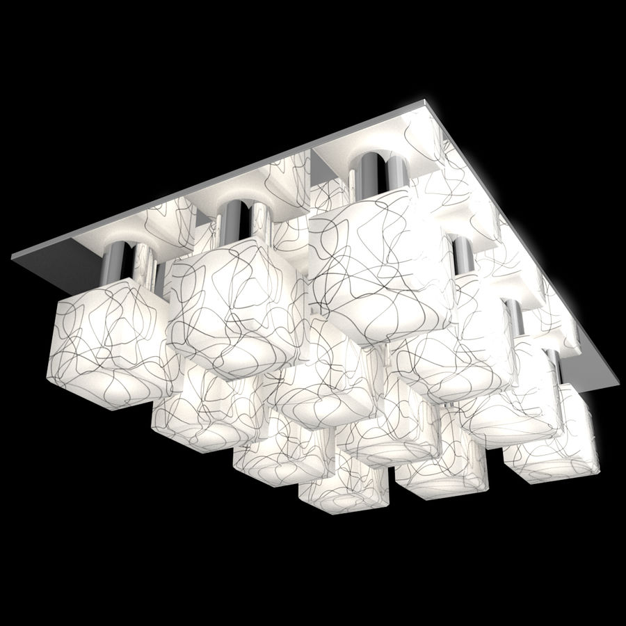 Architectural Light 35 (Lamp) royalty-free 3d model - Preview no. 4