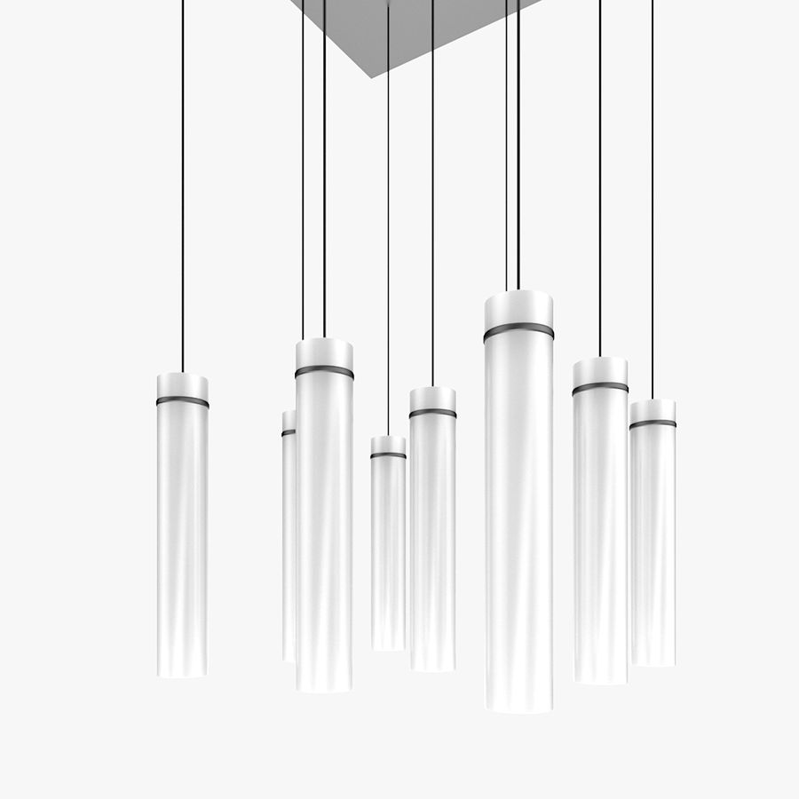 Architectural Light 59 (Lamp) royalty-free 3d model - Preview no. 3