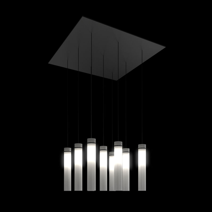 Architectural Light 59 (Lamp) royalty-free 3d model - Preview no. 4