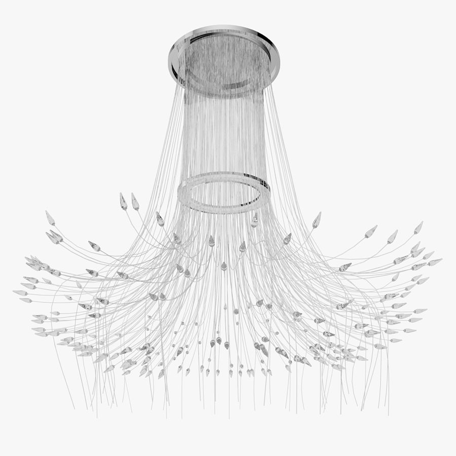 Architectural Light 67 (Lamp) royalty-free 3d model - Preview no. 2