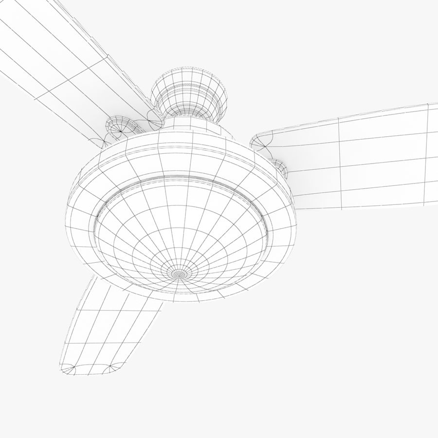 Architectural Light 80 (Lamp) royalty-free 3d model - Preview no. 6