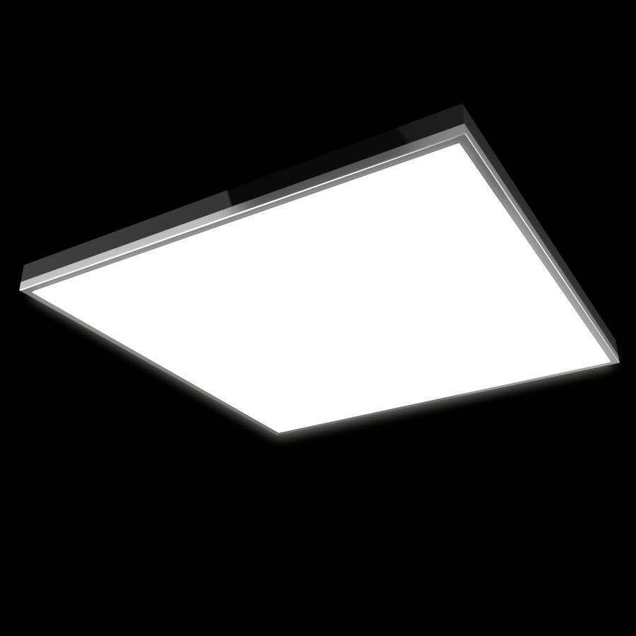 Architectural Light 02 (Lamp) royalty-free 3d model - Preview no. 4