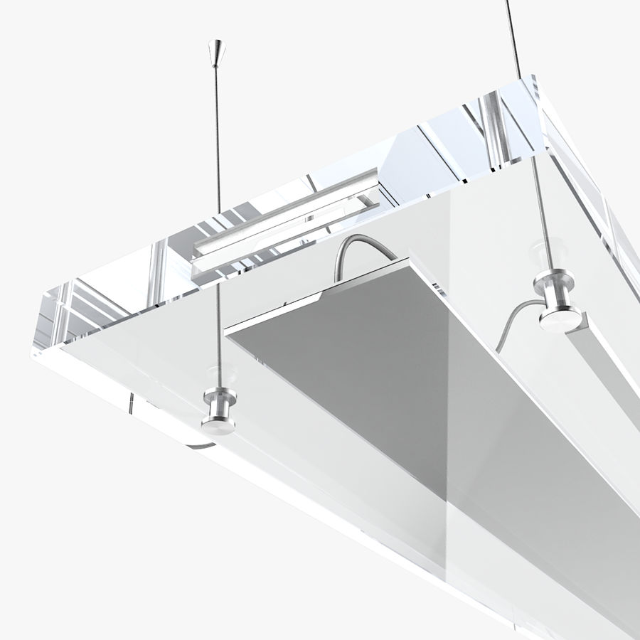 Architectural Light 12 (Lamp) royalty-free 3d model - Preview no. 3