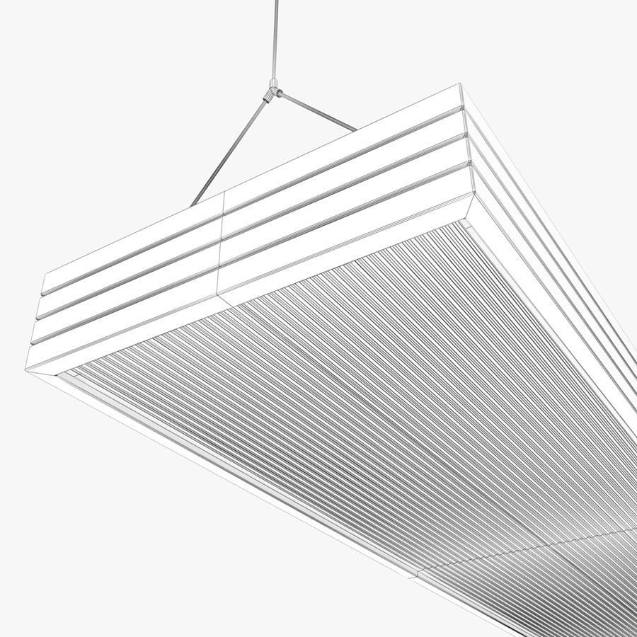 Architectural Light 14 (Lamp) royalty-free 3d model - Preview no. 6