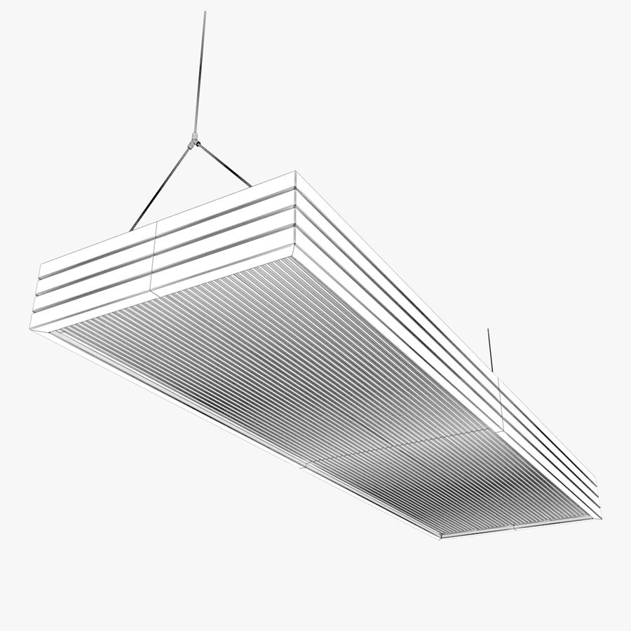 Architectural Light 14 (Lamp) royalty-free 3d model - Preview no. 5
