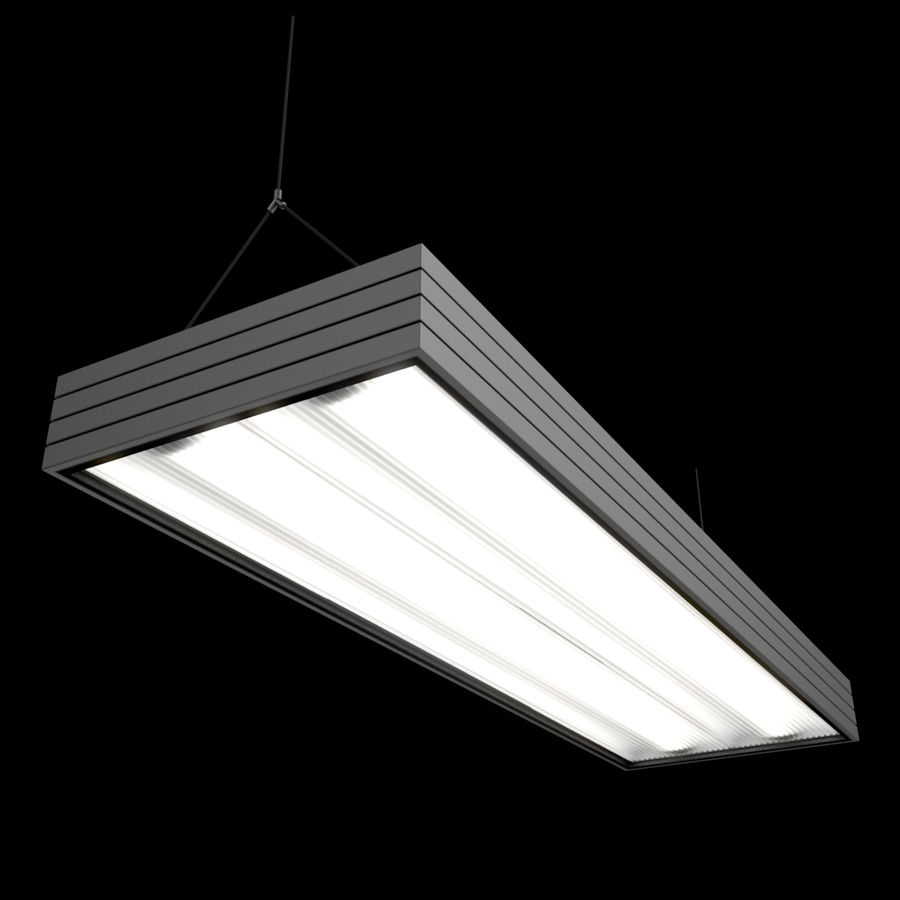 Architectural Light 14 (Lamp) royalty-free 3d model - Preview no. 4