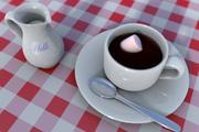 Кофейная чашка 3d model
