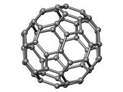 Carbon structures graphene collection 3d model
