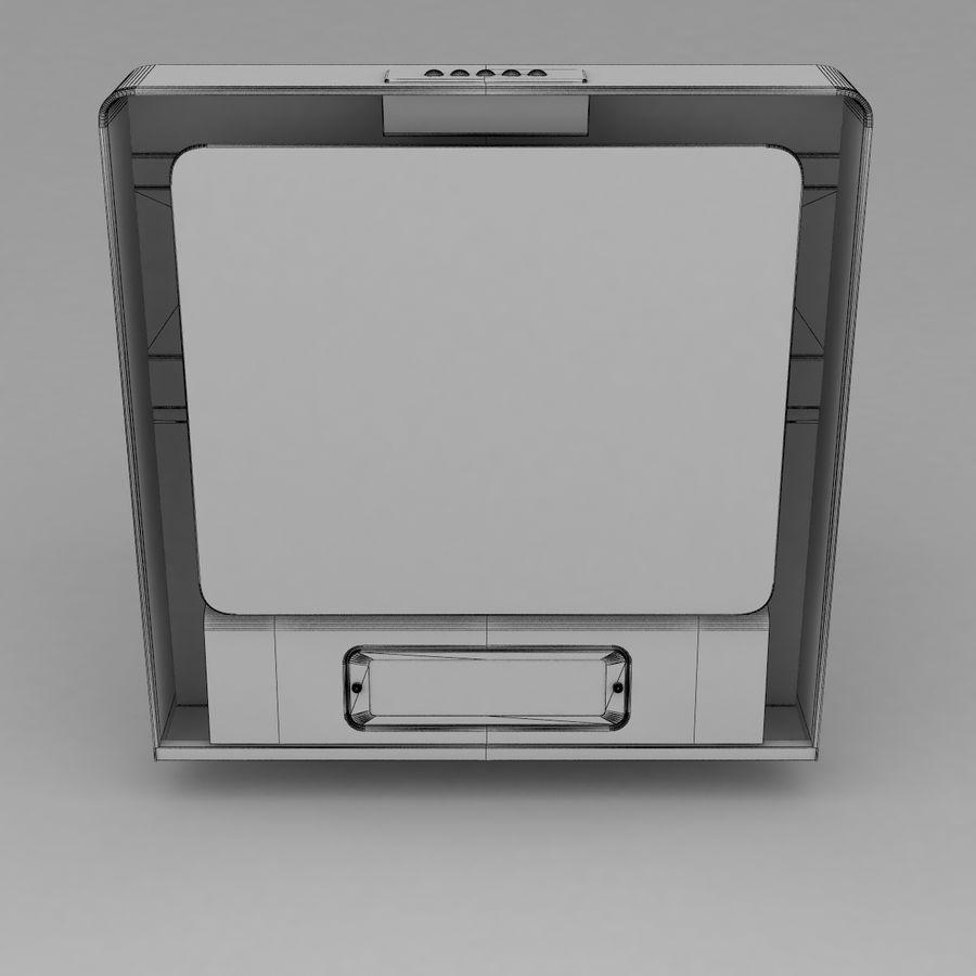 Exaustor de cozinha 3 royalty-free 3d model - Preview no. 13