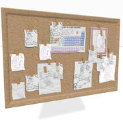 New office board 3d model