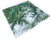 Alpine Section 3d model