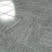豪華な大きな床の大理石のタイル 3d model