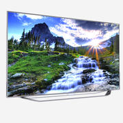 Samsung 55 tums TV 3d model