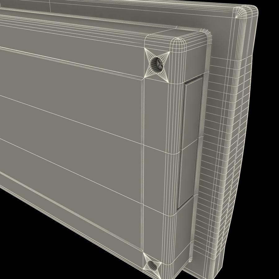 Bezprzewodowy system bezpieczeństwa PIR royalty-free 3d model - Preview no. 25