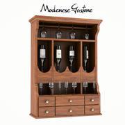 Modenese Gastone art 6179 3d model