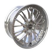 OZ Botticelli III wheel rim 3d model