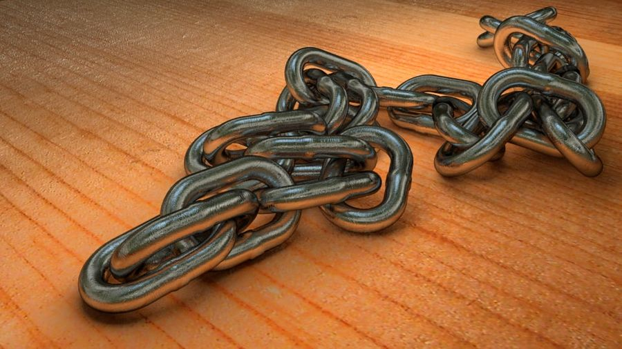 Chain royalty-free 3d model - Preview no. 5