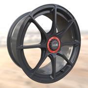 OZ Formula HLT 4H wheel rim 3d model