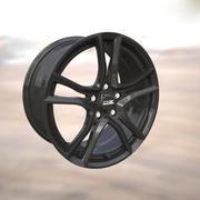 OZ Adrenalina car rim 3d model