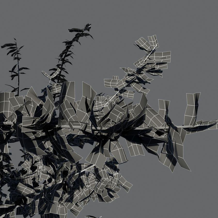 Träd royalty-free 3d model - Preview no. 5