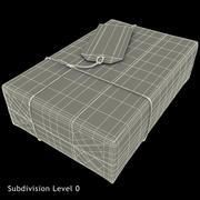 Paquet 3d model