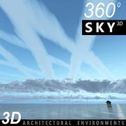 Sky 3D Day 099 3d model