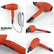 suszarka do włosów babyliss 3d model