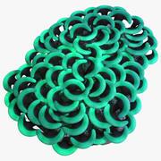 해머 산호 3d model