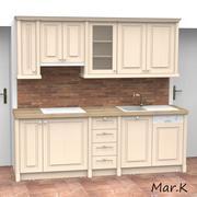 Küche (2) 3d model