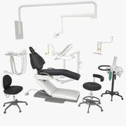 Dental Equipment A-DEC 500 3d model