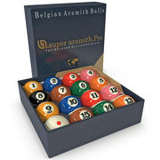 Imperial Billiard Ball Set 3d model