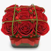 Rose Red 02 modelo 3d
