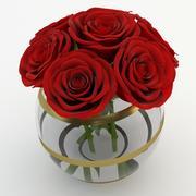 Rose Red 01 modelo 3d