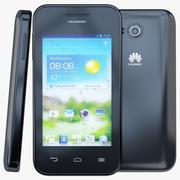 Huawei Ascend Y220 3d model