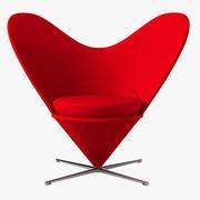 Verner Panton Cone Chair 3d model