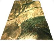 Suchy teren 3d model