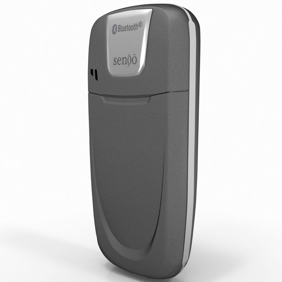 Sendo K1 royalty-free 3d model - Preview no. 6