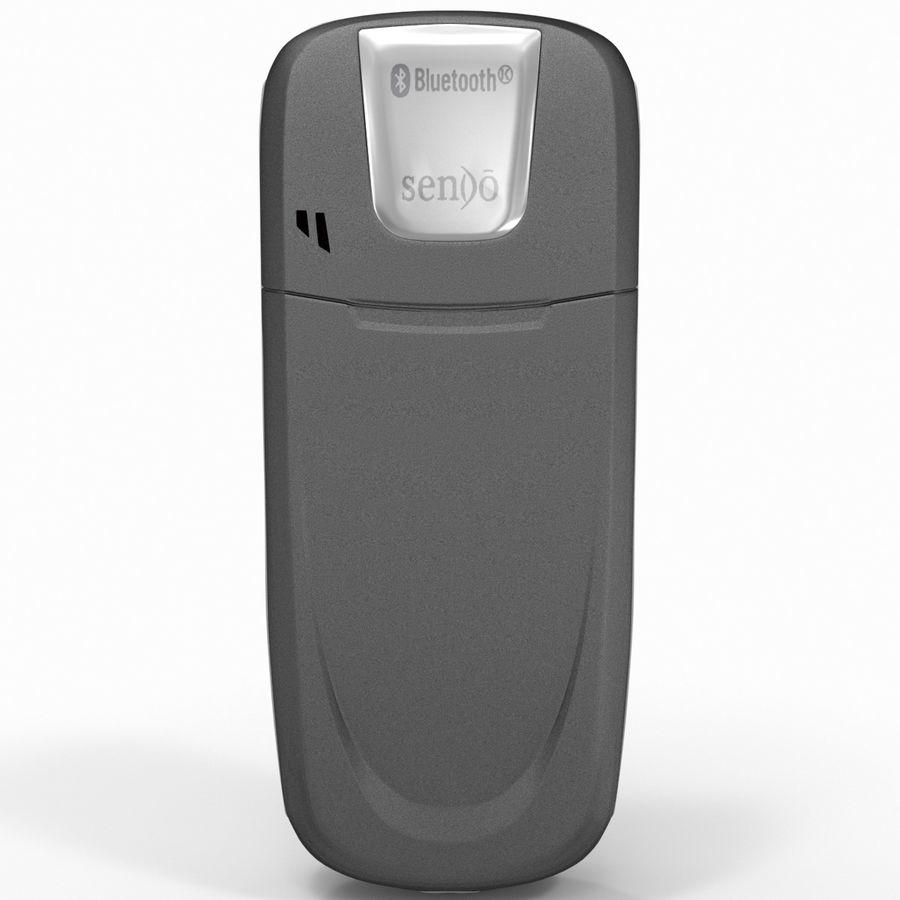 Sendo K1 royalty-free 3d model - Preview no. 7