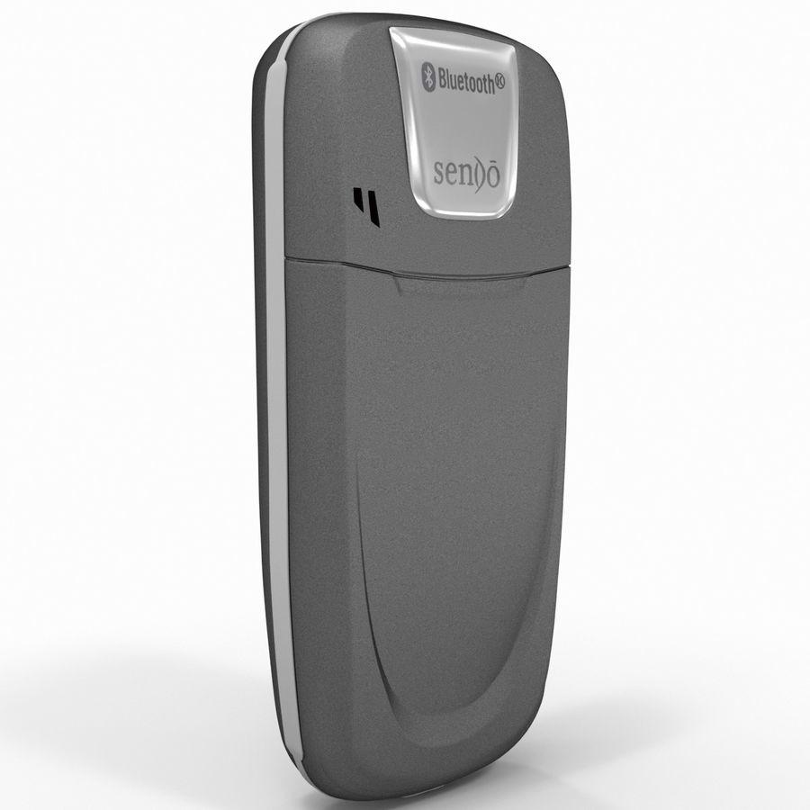Sendo K1 royalty-free 3d model - Preview no. 8