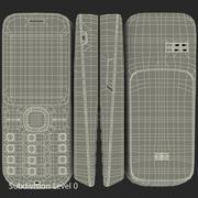 诺基亚101 3d model