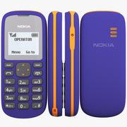 Nokia 103 3d model