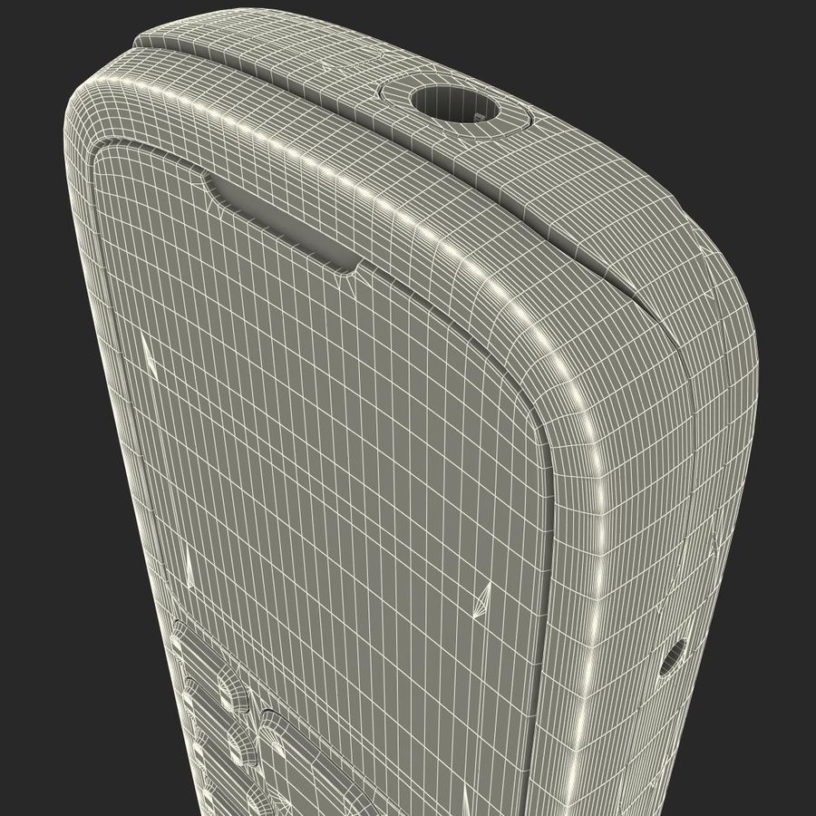 Nokia 103 royalty-free 3d model - Preview no. 26