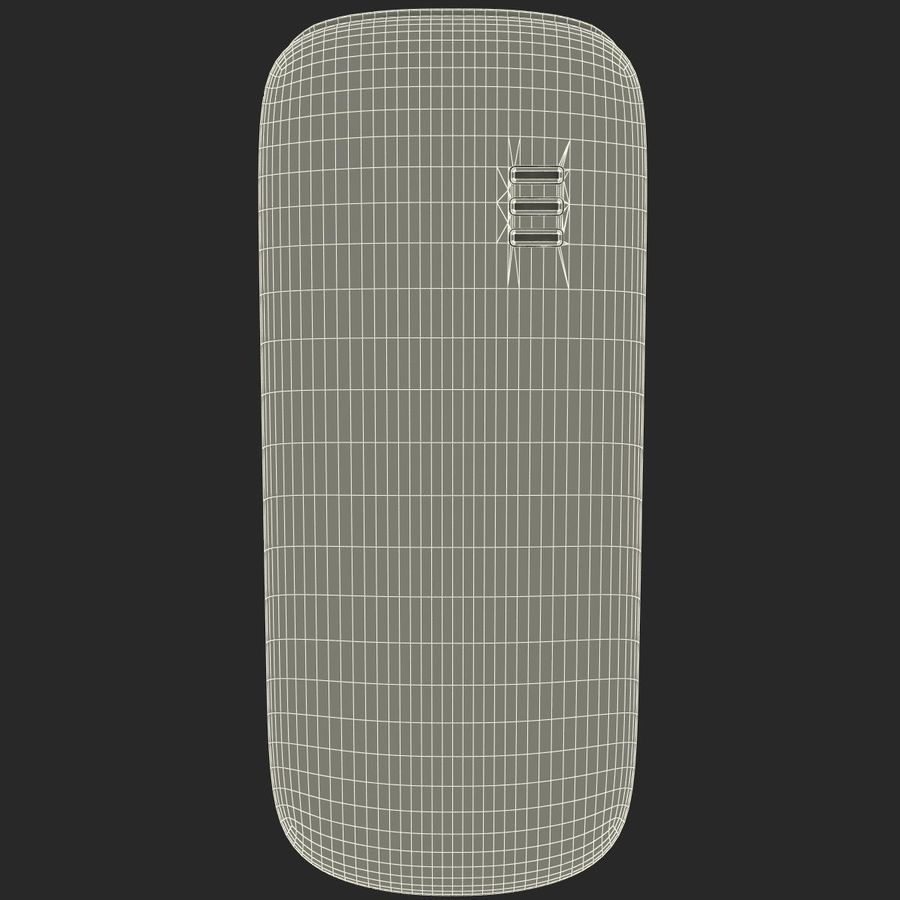 Nokia 103 royalty-free 3d model - Preview no. 21