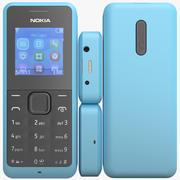 Nokia 105 3d model