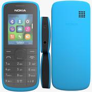 Nokia 109 3d model