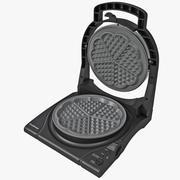 Waffle Maker 3d model