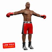 Boxer LP 3d model